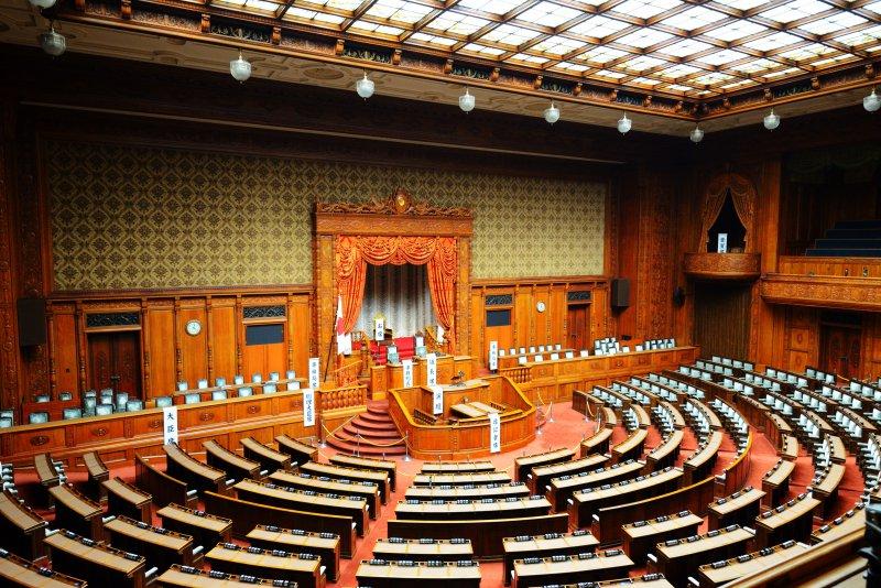 衆議院 参議院 人数