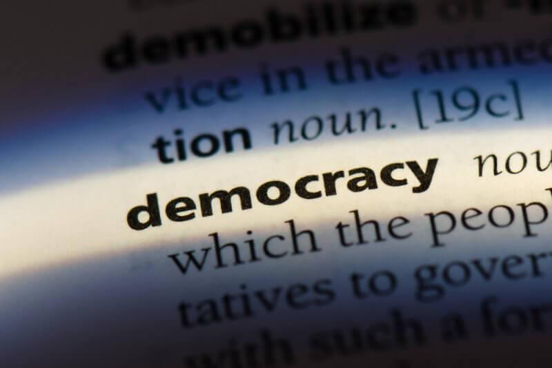 民主主義とは