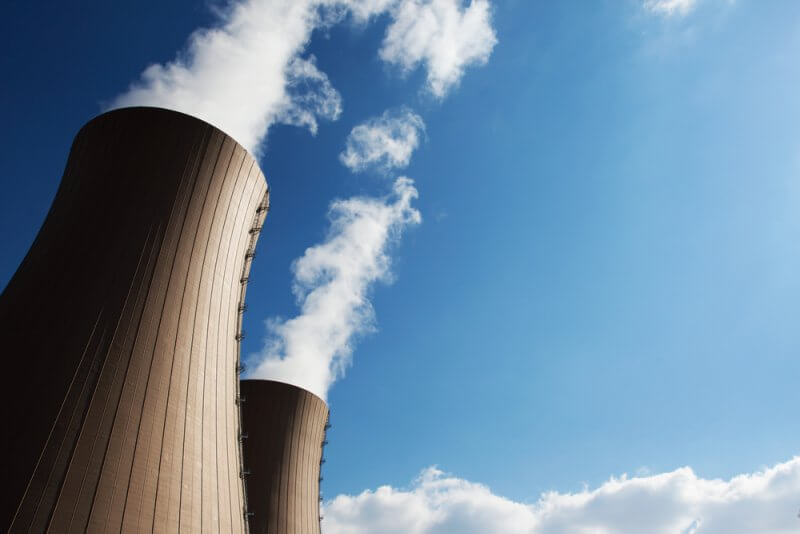 原子力発電メリット