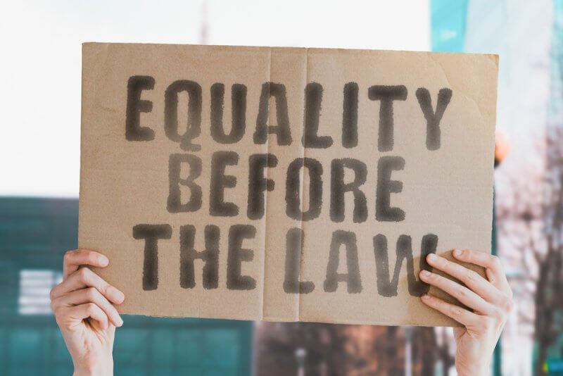 法の下の平等